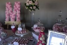 To Embellish Candy Buffets / Examples of our candy Buffet work