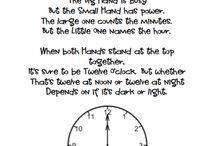 Telling Time / by Lynn McHugh Louther