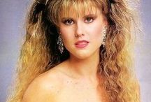80s Hair / Going back in time, to the amzing hair in the 80s!