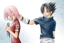 Sakura a Sasuke