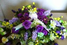 My floristry projects / Floral arrangements, that I have made