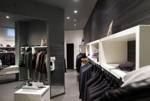 Clothes Shop Via Veneto / #interior #design