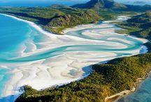 Úžasné miesta na Zemi