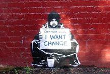 Banksy' s art