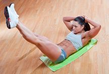 workouts - at home / by Megan S