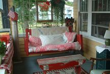 Dreamy Porches