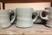 Ceramic handles...