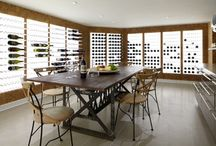 Modern Wine Cellar Designs - Vin de Garde Rye Wine Cellar