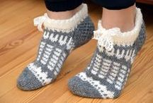 neulotut sukat