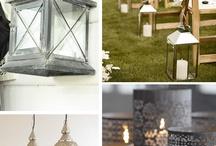 Wedding and Reception Ideas / by Cheryl Hill