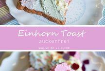 Dessert Ideen / Eine Nachspeise geht immer! Wir sammeln hier gesunde Dessert Ideen ohne Zucker