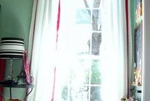 Window treatments / by Mary Wilder