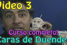 Videos de Roberto Benitez / creaciones de duendes
