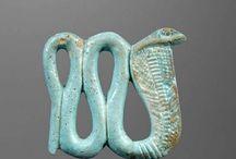 Phoenix Ancient Art, Ali & Hicham Aboutaam Present: Ancient Egyptian Amulets.