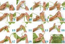 Pletení na rukou