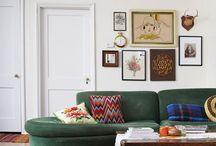 Home Interior Scenes