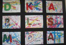 Arts visuels ecole maternelle