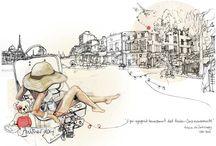 Inspiration illustrations
