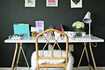 Office Inspo / by Erica Ellis