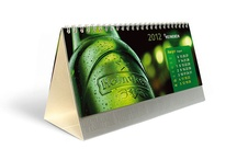Calendars / В рекламном агентстве «Fishkey» можно заказать календарь по индивидуальному дизайну из широкого спектра предлагаемых типов календарной продукции. Наши сотрудники предоставят вам образцы готовой продукции. Если вы желаете разработать оригинальный календарь, обращайтесь в наше агентство.