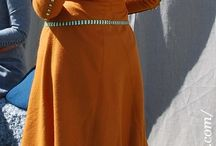 Women's clothing XIV-XVI