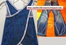 Reciclado ropa