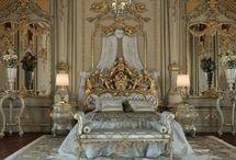 Decoração Luís XV