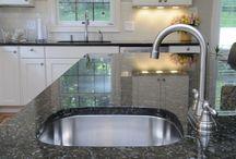 Bänkskivor i granit / Måttbeställda bänkskivor till kök och badrum