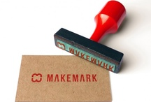Rubber stamps , cards, etc.