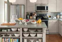 Kitchen ideas / Kitchen fit outs modern colonial homes