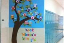 Classroom Wall Decor (bulletin boards) / by Tawny Williams