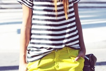 Addicted to stripes / by Sammi Haller