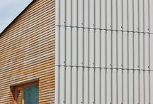 Architectural: Corrugated Steel