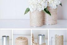 Tin Can Wedding DIY