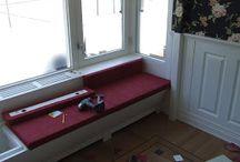 Inrichting woonkamer