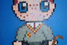 Iron beads - strijkkralen