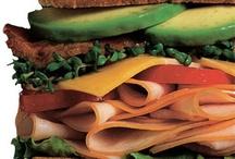 wonderful world of sandwiches / by Beth Pahel