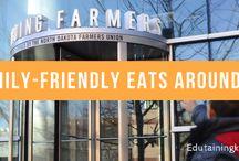 Where to Eat Around Washington DC