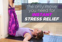 Stress relief exercizes