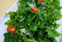 #SproutsNotes: No-Cook Kale / The only thing more enjoyable than growing kale is eating it. For today's edition of #SproutsNotes, we are sharing one of our favorite preparation techniques for kale.