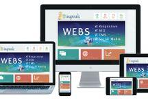 Inspiralic diseño web, diseño gráfico y marketing!