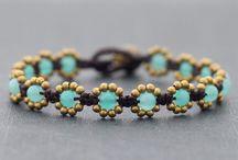 Bracelets / by Ashley @ A Crafty House