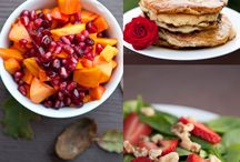 For a healty life and a better mind ❤️ / Healty food for a better life