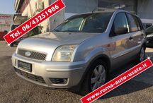 FORD FUSION 1.4 TDCI 5P. COLLECTION € 2'990'00