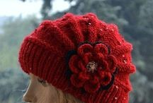 Knit & Crochet Hats