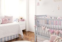 QUARTOS DE BEBÊ / Projetos de quartos de bebê projetados pela arquiteta Karen Pisacane