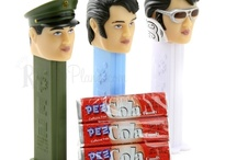 PEZ  Collectables / by Delores Beachdell