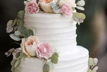 Wedding invites/flowers/cake
