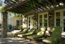 Porch ideas!!