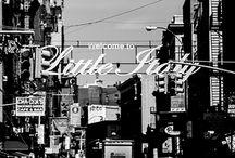 NYC - Textured Walk